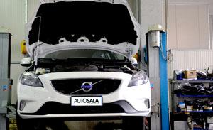 officina autorizzata Concessionaria Ford Autosala ad Atena Lucana (SA)