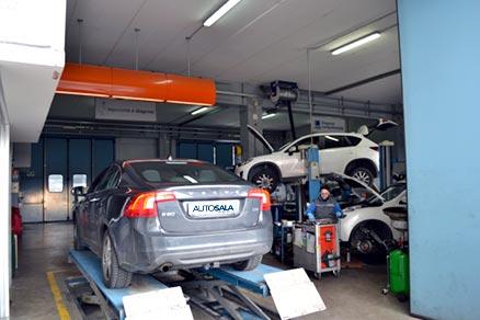Manutenzione ordinaria, tagliandi e riparazioni ford, nissan, mazda, volvo