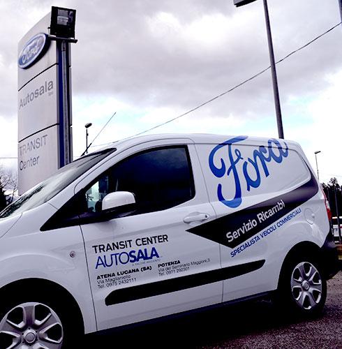 servizi concessionaria Autosala Spa Atena Lucana e Potenza