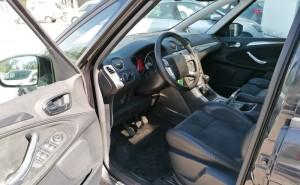 Ford  S-Max 7posti Titanim
