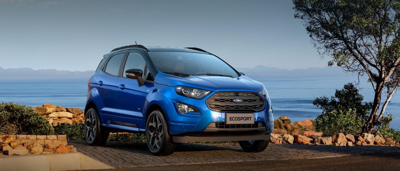 Vieni a scoprire la Ford Ecosport a € 14.950