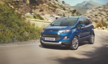 Ford Ecosport il SUV compatto su misura per te. Offerta valida fino al 31 Ottobre a fronte di permuta o rottamazione.