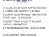 GUASTO LINEE TELEFONICHE